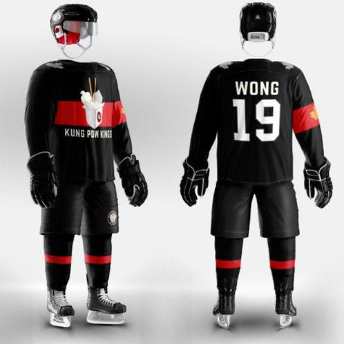 Kung Pow Kings Team Jersey