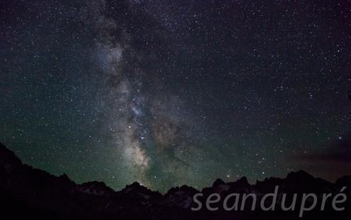 Sawtooth Mountains, ID, Fine Art Photography, Landscapes, Sean Dupre', Lufkin, Tx.