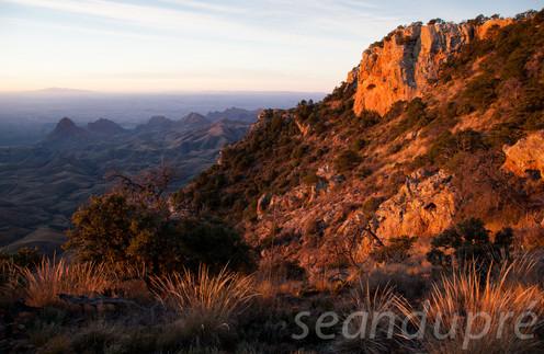 Big Bend NP, TX, Fine Art Photography, Landscapes,Sean Dupre', Lufkin, Tx.