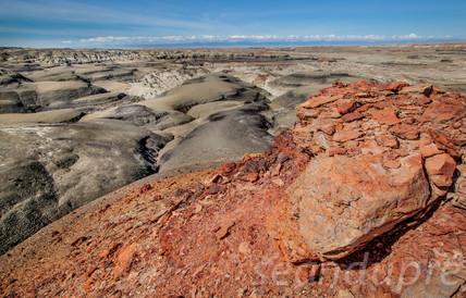 Bisti Wilderness, AZ, Fine Art Photography, Sean Dupre', Lufkin, Tx.