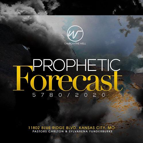Prophetic Forecast 5780/2020
