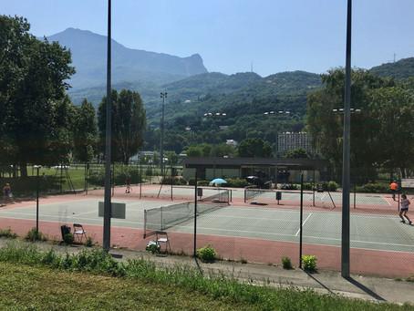 Le point info tennis à Seyssinet