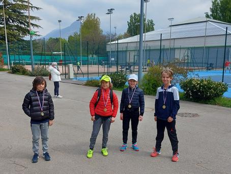 Tournoi interne jeune : un retour aux matches !