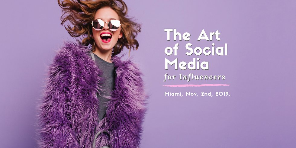 The Art of Social Media for Influencers