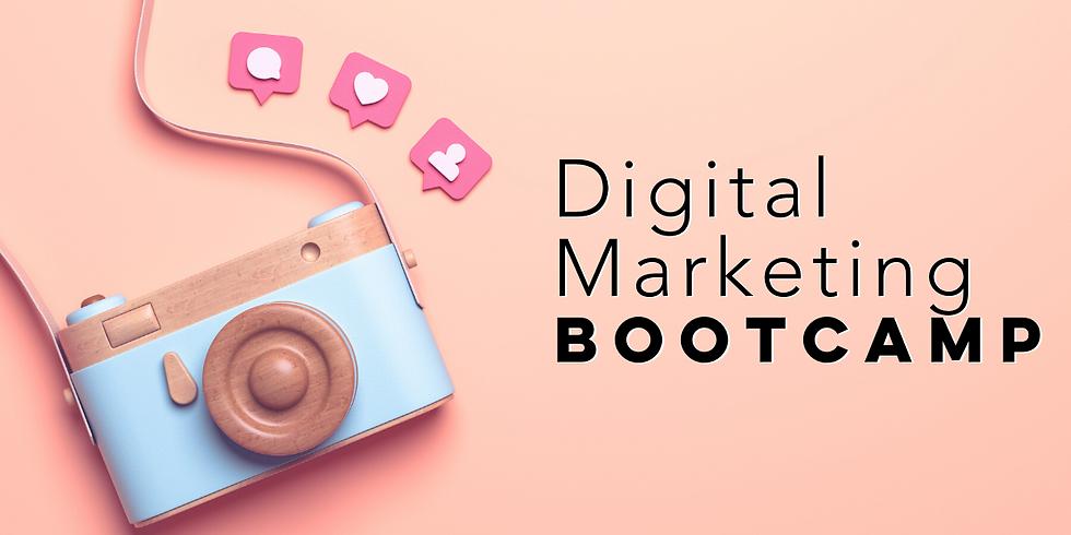 2020 Digital Marketing Bootcamp (extra)
