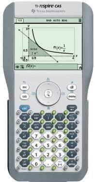 Texas Instruments Nspire Calculatrice CAS