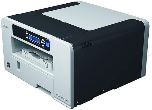 Imprimante couleur  Ricoh SG 2100 N vendu sans cartouche