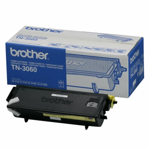 Cartouche de toner d'origine Brother noir TN-3060