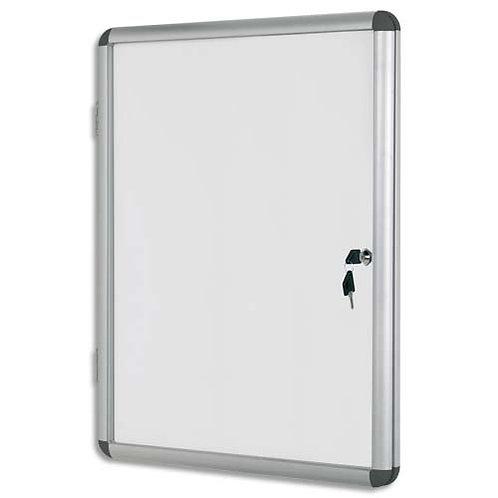 Vitrine d'affichage Aluminium Bi-Office 72 x 67,4 cm
