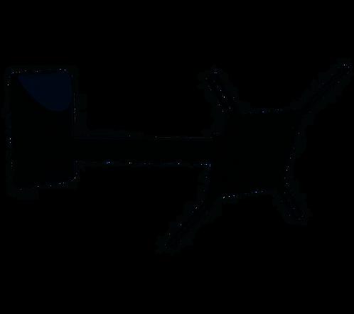 Montage mural pour écran plasma / LCD - Taille d'écran : 19'-32'