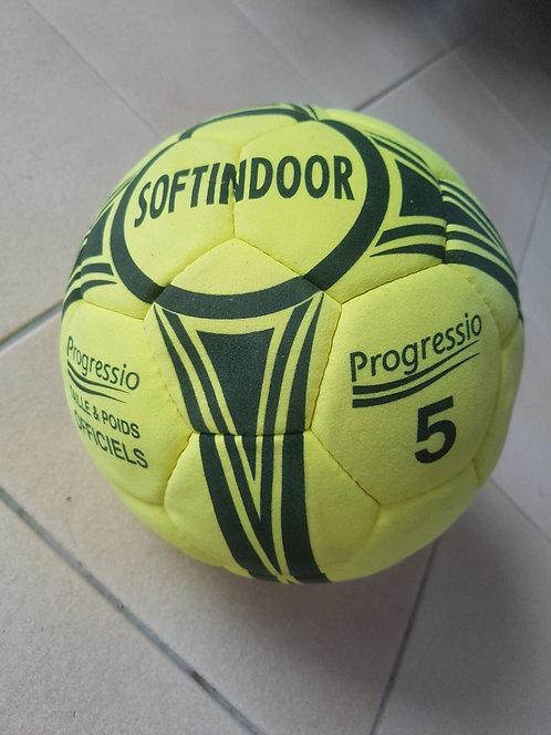 Ballon de foot soft indoor T5