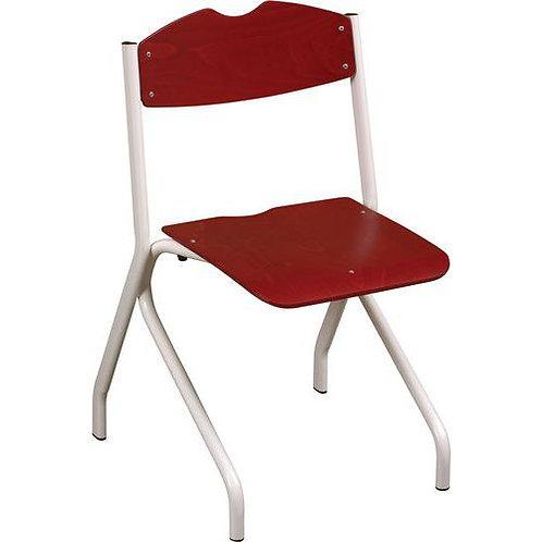 Chaise 4 pieds A/T T6 Alizée : plusieurs couleurs