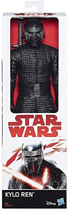 Figurine Star Wars Les derniers Jedi 30 cm : Kylo Ren