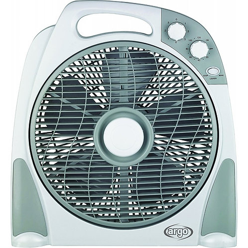 Ventilateur mobile 50W H430mm Ø 300mm