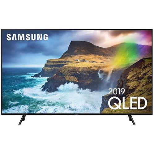 Téléviseur 4K écran plat SAMSUNG 189cm - QE75Q70RATXXC