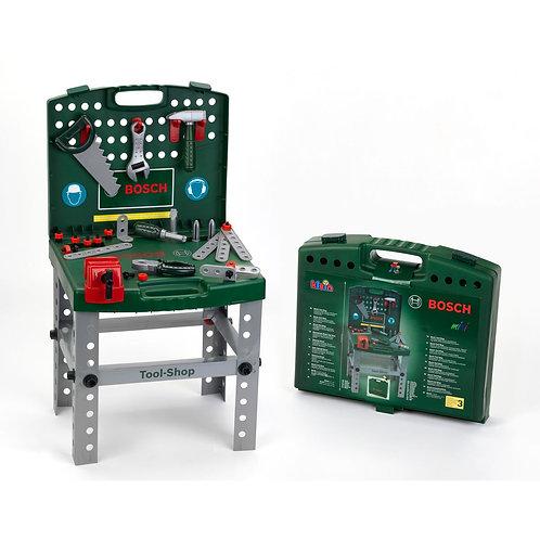 Bosch - Établi pliable avec outils