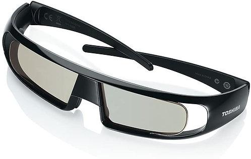 Lunettes 3D pour TV - Toshiba FPT-AG02G