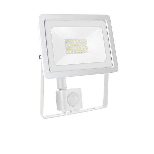 Projecteur LED NOCTIS à détecteur de mouvement - 30 W - 2650 lm - blan