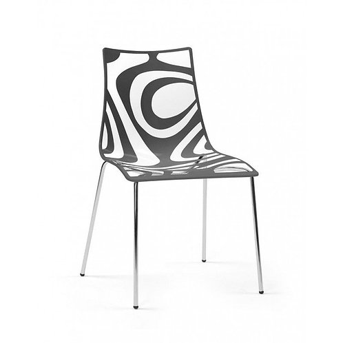 Chaise design WAVE