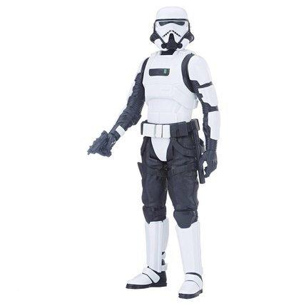 Figurine Star Wars Trooper Patrouilleur Impérial . 30cm