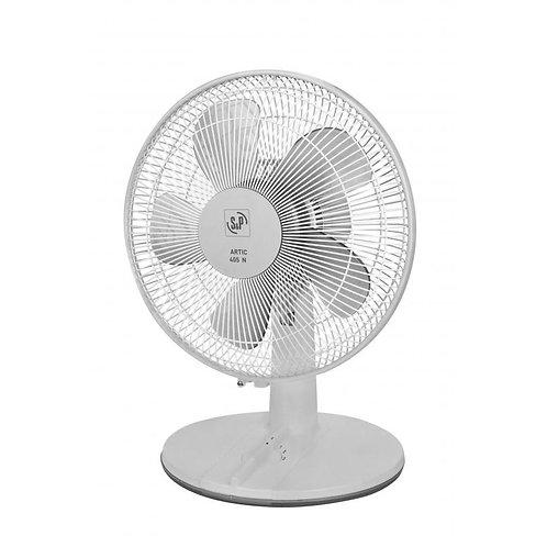 Ventilateur de table Artic 405 N - 50W - 3 vitesses - 55dB(A) - Blanc