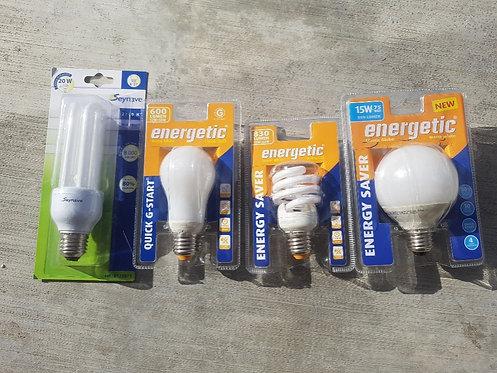 Ampoule economique fluo E27