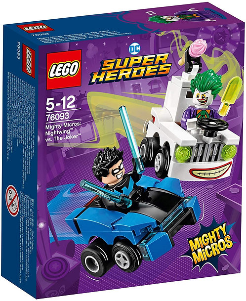 LEGO DC Comics Super Heroes - Mighty Micros