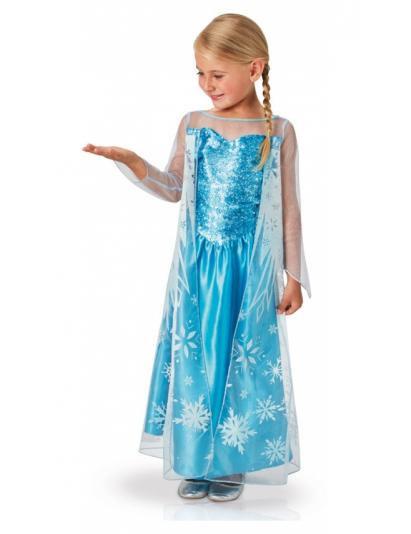 Déguisement ROBE Elsa