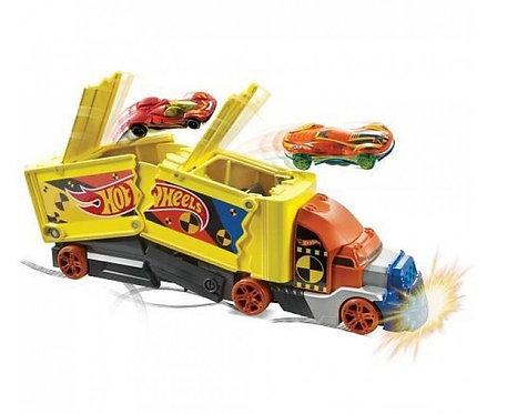 MATTEL Camion crash - Hot Wheels