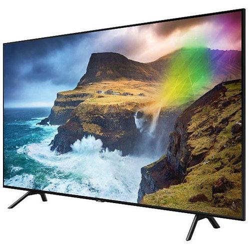 Téléviseur QLED 163 cm - Résolution UHD 4K 3840 x 2160 pixels