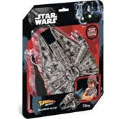 Millennium falcon Star Wars a lancer