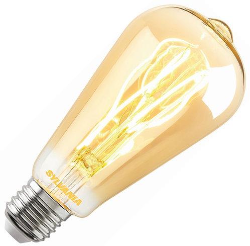 Lampe ToLEDo Vintage  ST64 Sylvania