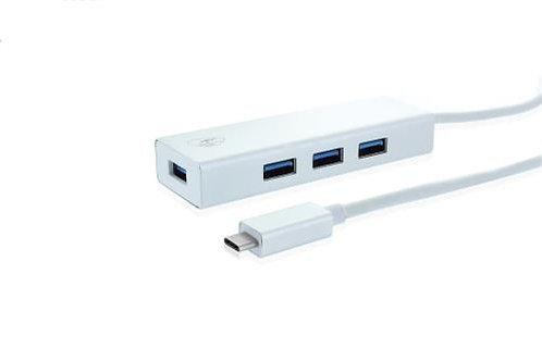 Hub 4 ports USB-C High Speed 3.0