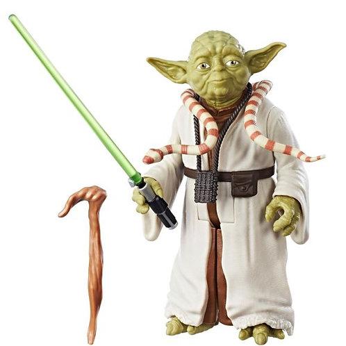 Figurine Star Wars Les derniers Jedi 30 cm : Yoda