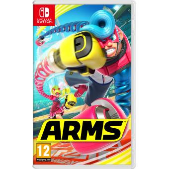 Jeux Nintendo Switch / ARMS