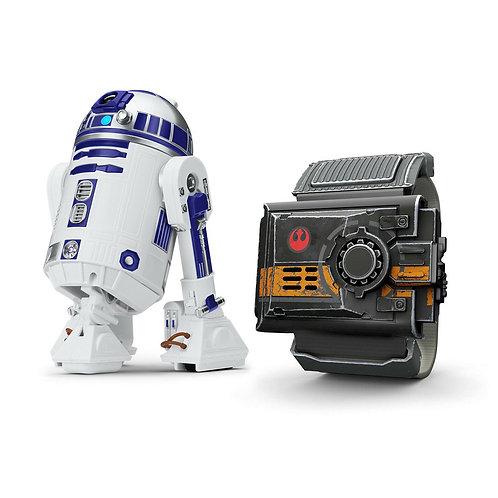 Pack Robot droïde R2-D2 et son bracelet de contrôle