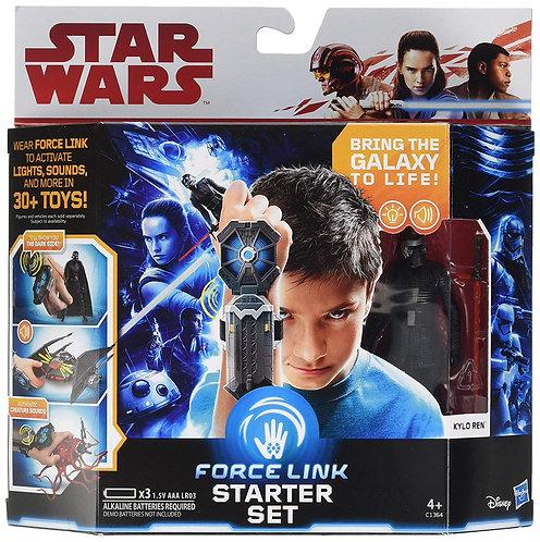 Kit de Base Bracelet Forcelink + Figurine Kylo Ren STAR WARS