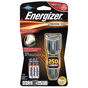 Lampe de poche Energizer Vision HD Metal 3 AAA