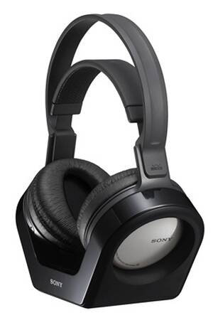 Casque TV SONY MDR-RF840RK (casque + base)