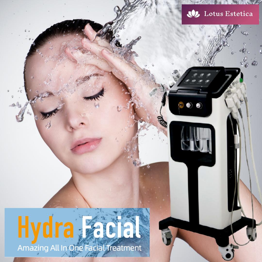 Hydra Facial HYDRO BOOST