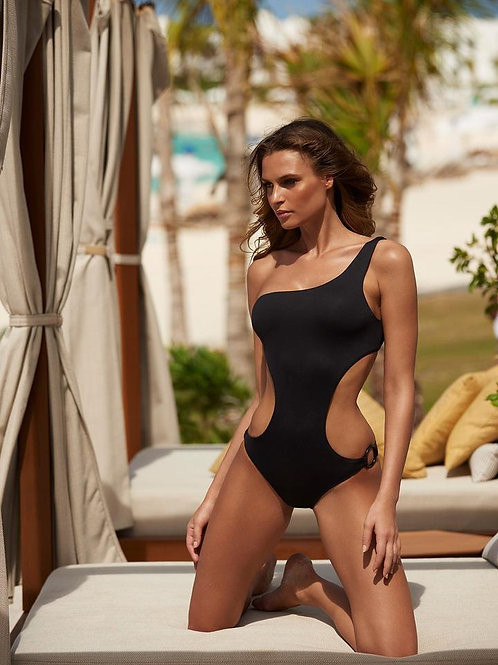 Santiago Black Swimsuit