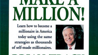 Audio Book - Make A Million - By Brian Tracy