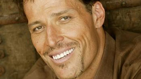 (Audiobook)The 5 Steps to Positive Thinking By Anthony Robbins
