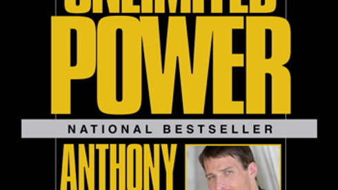 (AudioBook) Unlimited Power By Tony Robbins