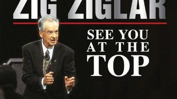 (Audiobook) See You AT The Top - by Zig Ziglar
