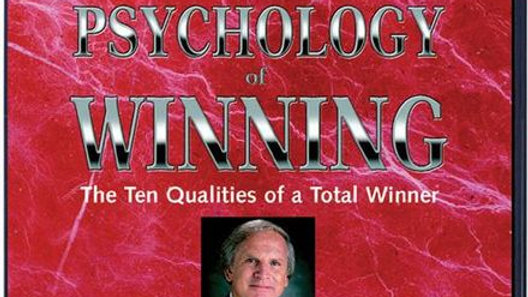 (Audiobook) The Psychology Of Winning By Denis Waitley