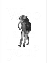 Who are you? Archival ink jet prints 2011