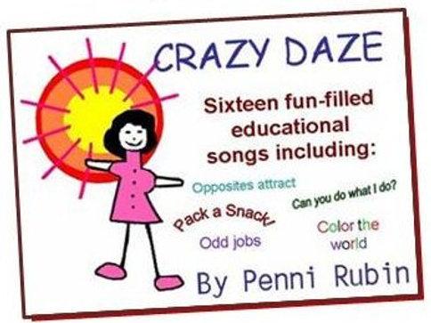 Crazy Daze CD