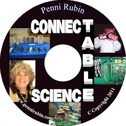 Connect table science CD