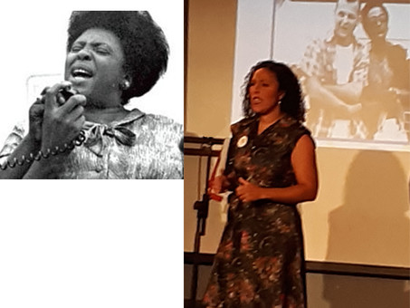 Playing Fannie Lou Hamer